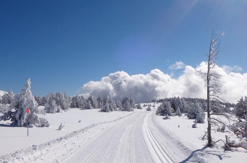Ski De Fond Font-Romeu