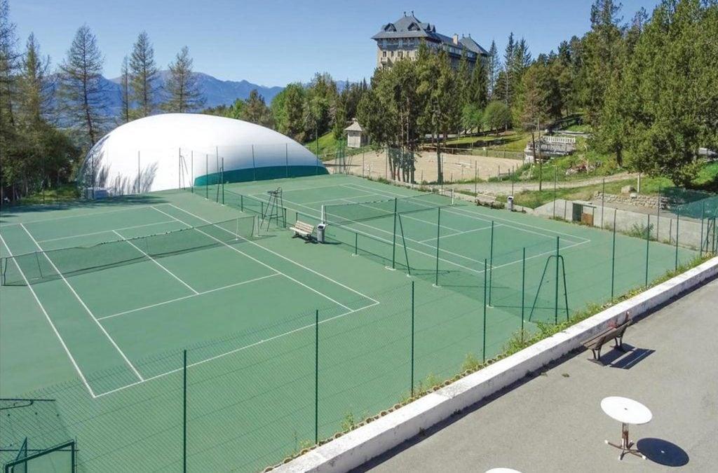 Tennis Font-Romeu